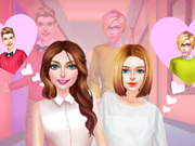 Anne College Crush- كلية البنات والاولاد لعبة تلبيس