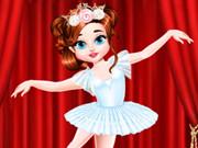 تعليم اطفال رقص الباليه