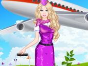 مضيفة الطيران