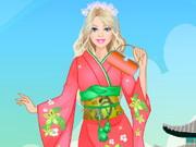 الفتاة اليابانية