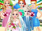 اميرة ديزني حفل زواج مثالي