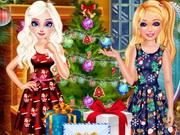 عشية الكريسماس السا وباربي