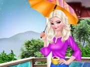 أزياء السا يوم المطر