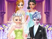 الزفاف الحلو