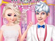 المجمدة تصميم الزفاف