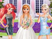 زواج إريل والأخوات السعيد
