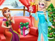 مفاجأة هدايا الكريسماس المجمدة
