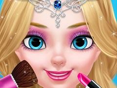 صالون الملكة- العاب صالونات التجميل مراحل