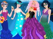 الأميرة حورية البحر
