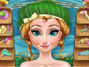 ميك اوفر الأميرة