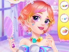 تلبيس ومكياج الأميرات - Princess Dress Up- العاب بنات مكياج ولبس وقص شعر