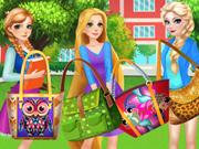 تصميم الحقائب المدرسية
