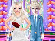 الاميرة السا التحضير للعرس