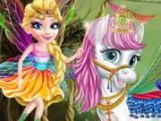 الحصان الخيالي