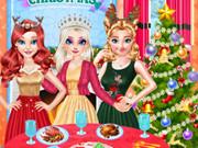 تجهيز حفلة عيد ميلاد كريسماس