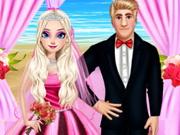 Random Matching Wedding- العاب تلبيس العريس والعروسة جديدة جدا