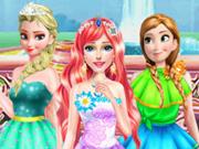 خزانة ملابس الأميرة