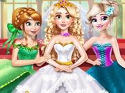 حفل زواج الأميرة ربانزل