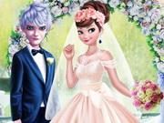 ربانزل مصممة أزياء فساتين الزواج
