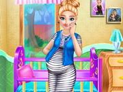 حياة الحامل آنا