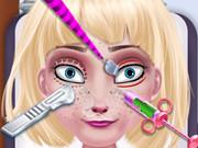 جراحة التجميل لكي تكوني الأخوات المجمدة