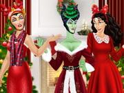 الأشرار في حفل الكريسماس